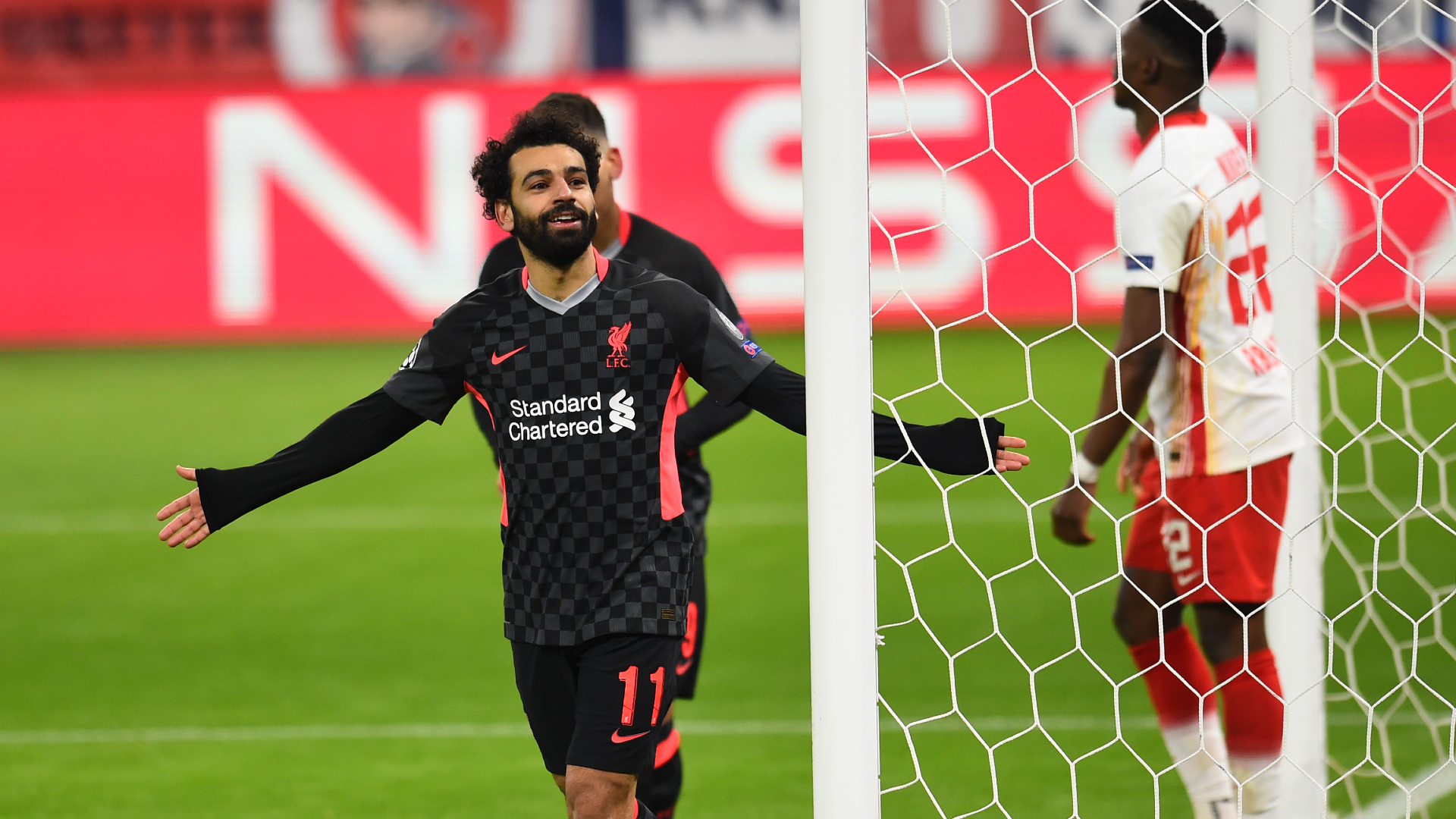 RB Leipzig 0-2 Liverpool: Salah and Mane pounce on errors to take charge of tie