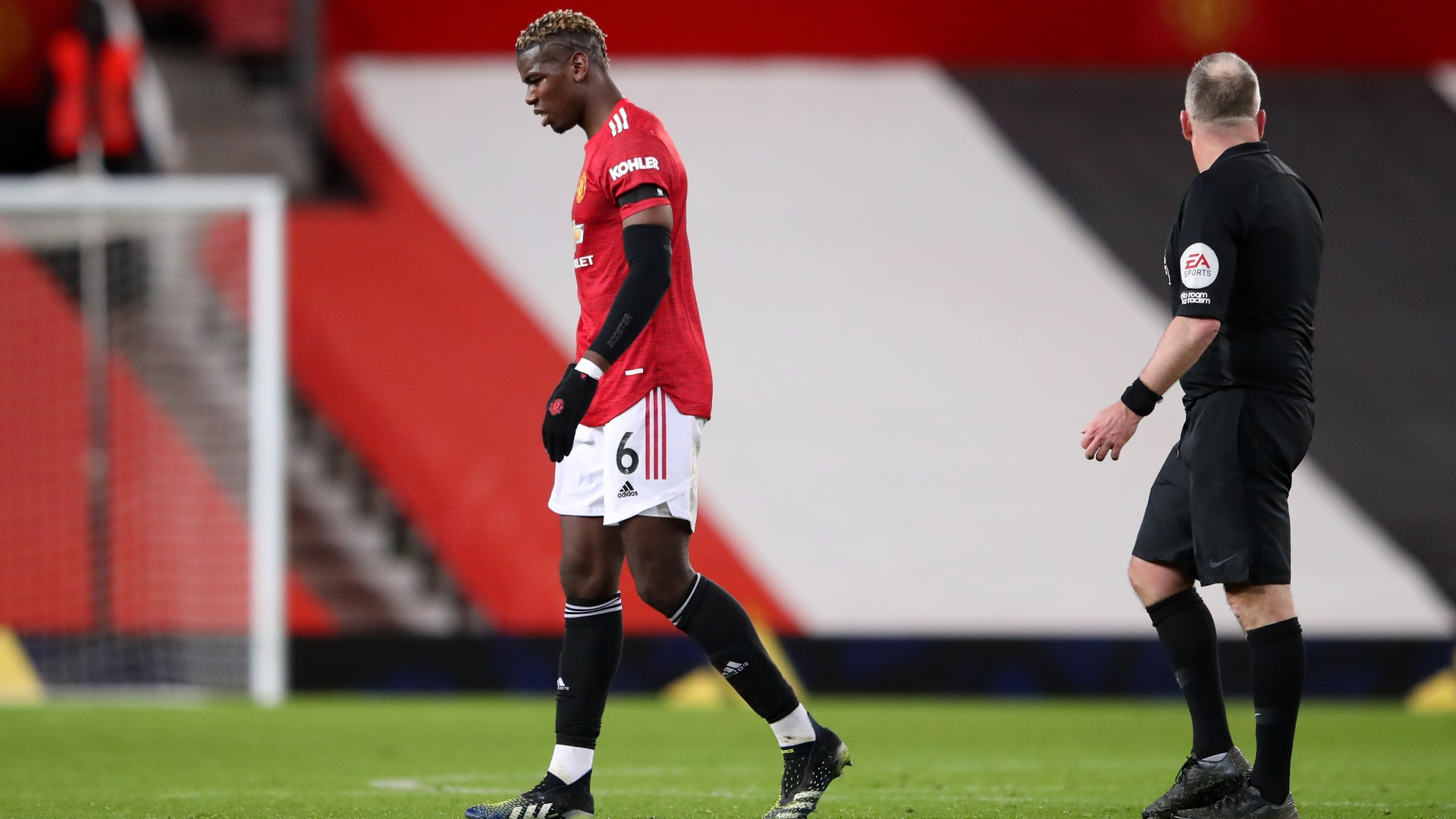Pogba ruled out for rest of February as Man Utd attempt to end Spanish hoodoo