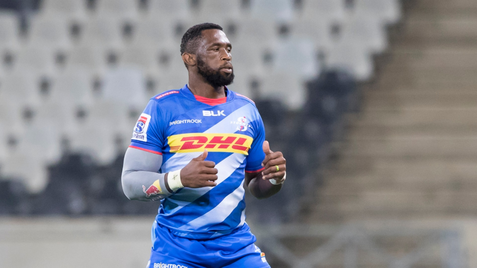 Rugby World Cup-winning captain Siya Kolisi signs with Sharks