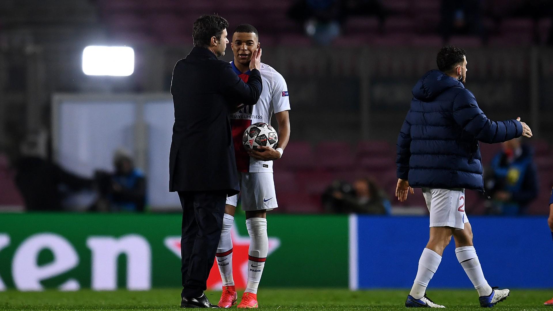 Mbappe's uncertain PSG future to 'be clarified soon' says Pochettino