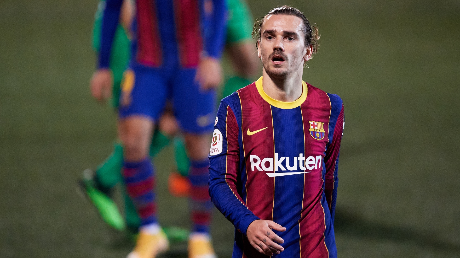 Griezmann being a Barcelona success is important to me, says Koeman