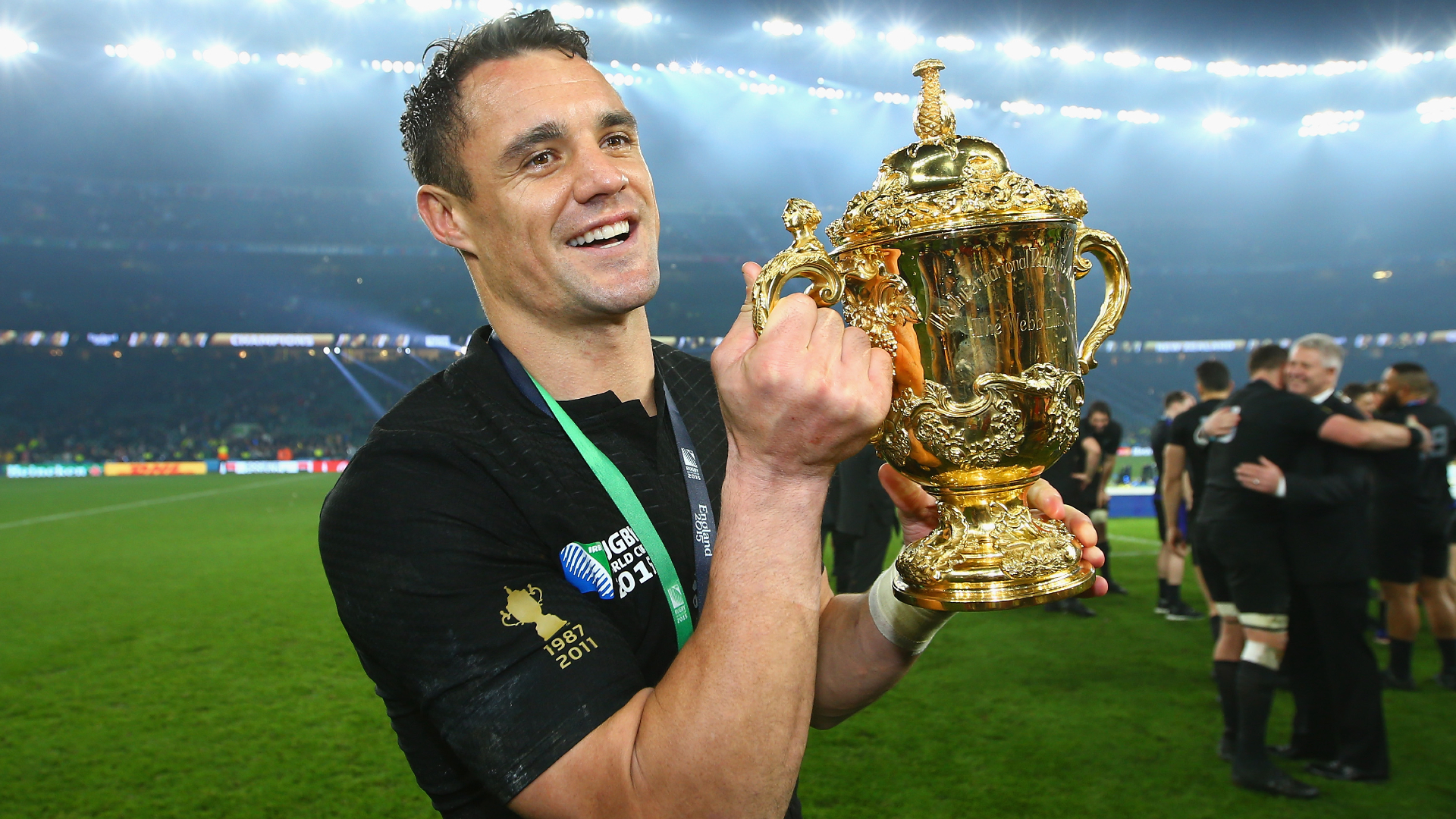 All Blacks great Dan Carter retires from rugby