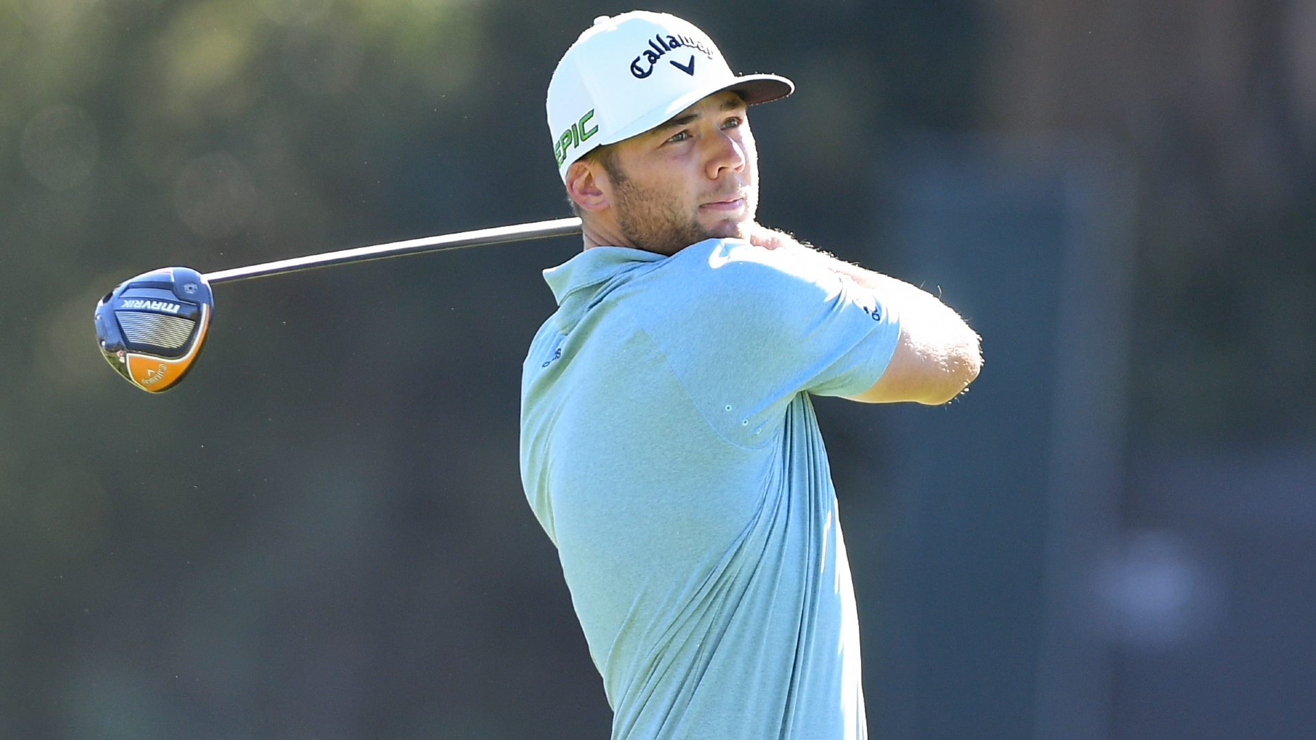 Burns pulls clear as Johnson chases, McIlroy misses cut