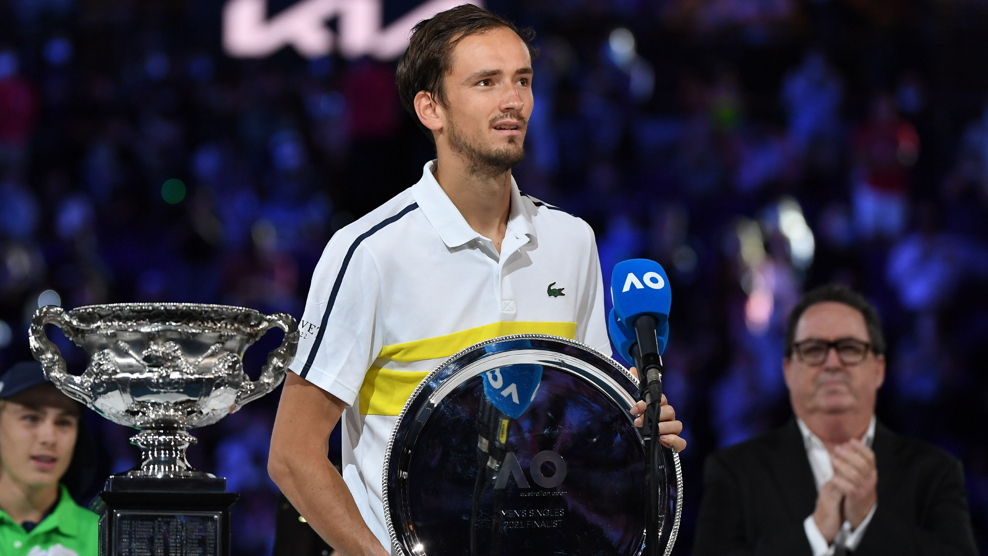 Australian Open: I could've played better, says Medvedev after final defeat to Djokovic