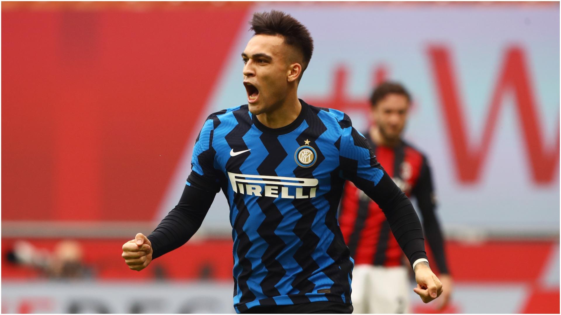 Milan 0-3 Inter: Martinez and Lukaku help Nerazzurri seize control in title race