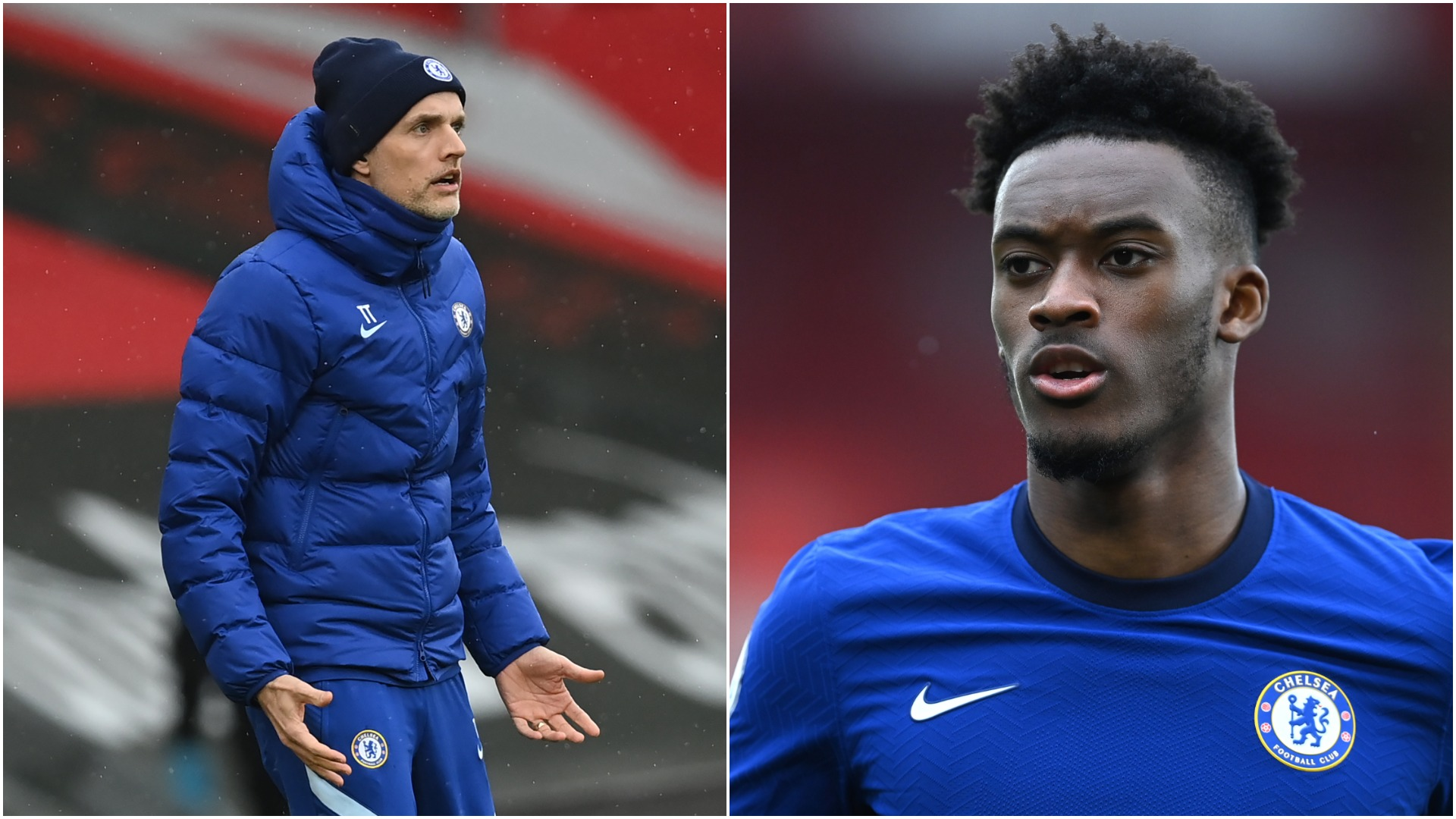 Tuchel says Hudson-Odoi must 'swallow it' and bounce back after Chelsea sub is hauled off