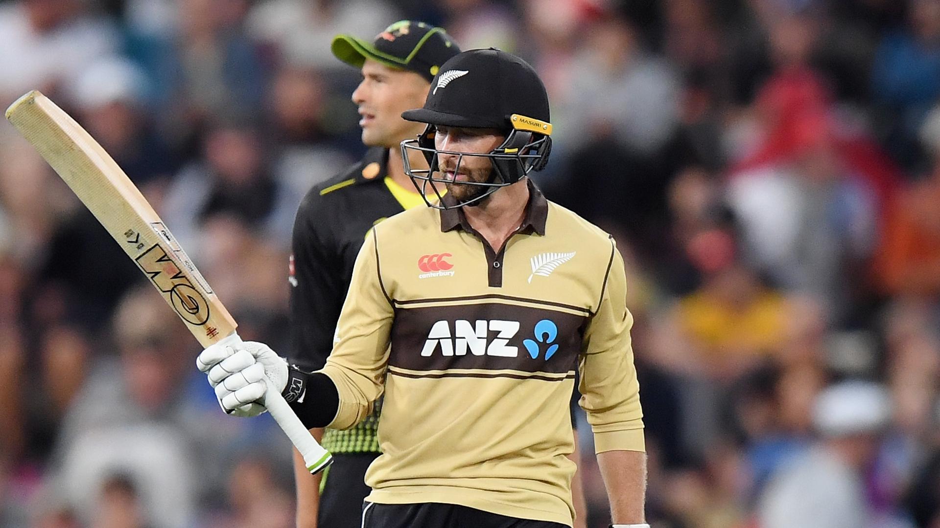 Conway stars as New Zealand thrash Australia