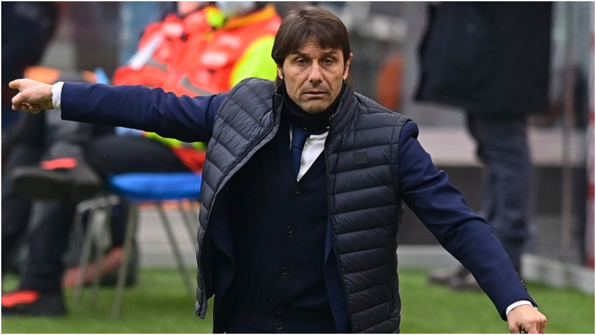 Conte left satisfied after derby win as Eriksen and Perisic receive praise