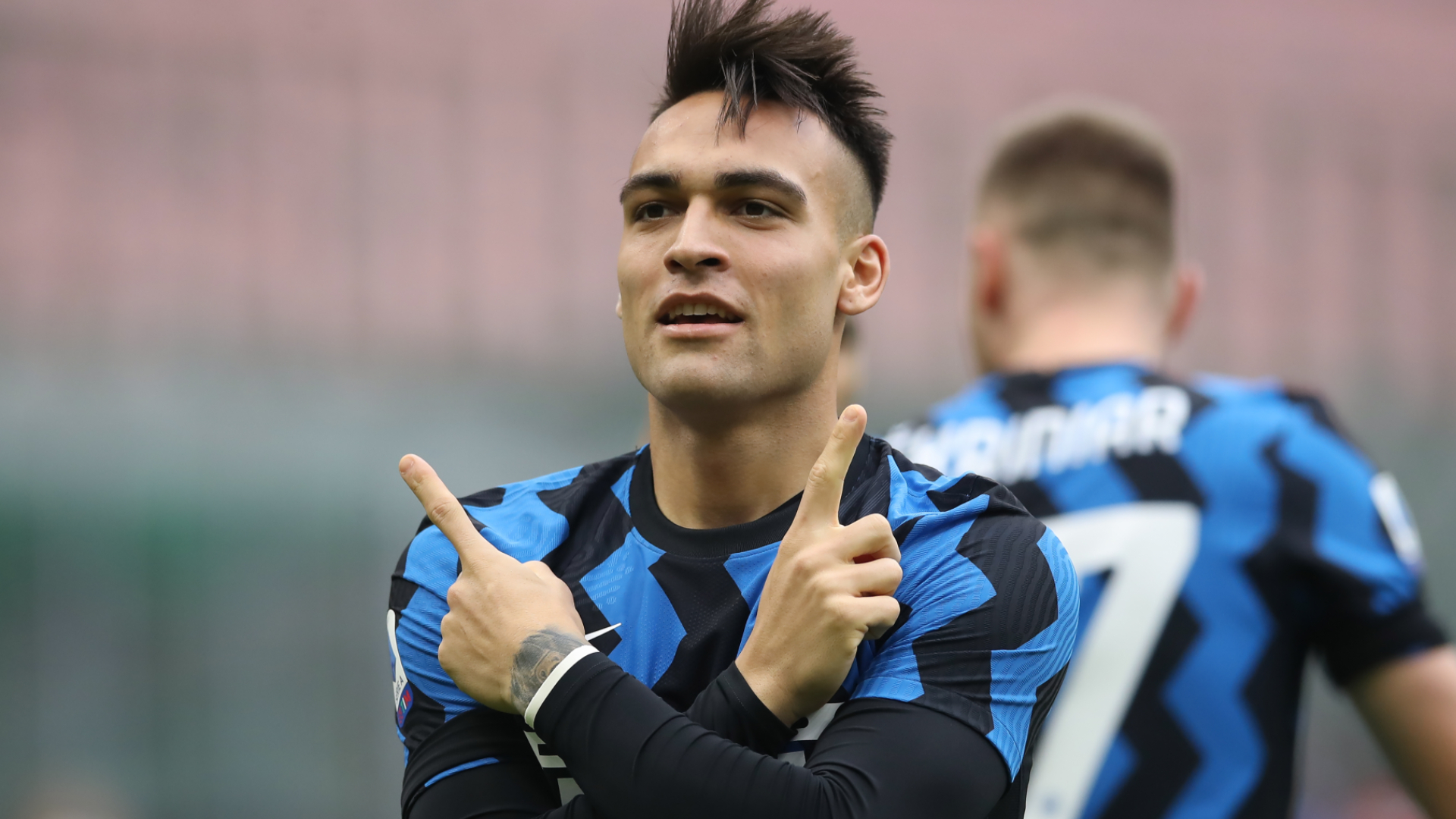 This is Inter! Martinez has eyes on Scudetto after Milan derby victory