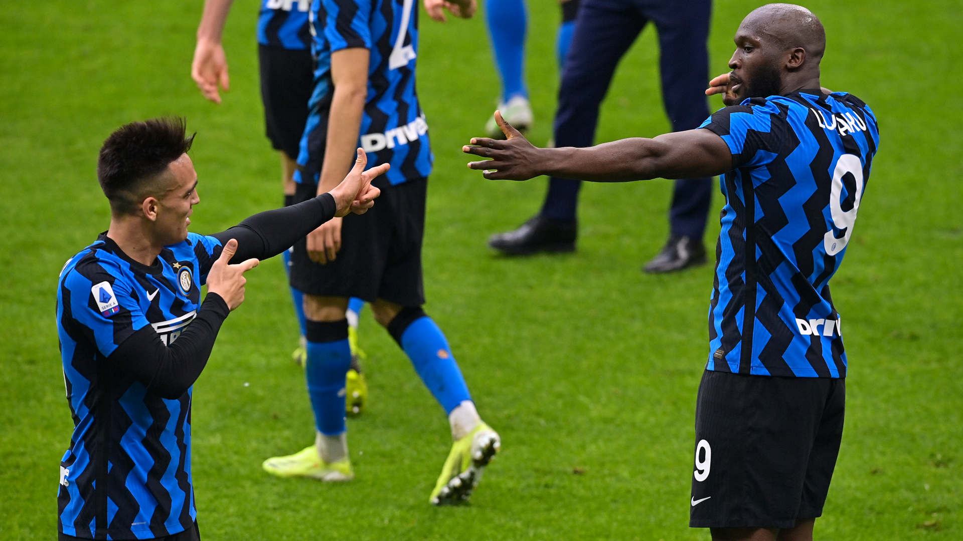The Kessie of death! Milan optimism misplaced as Inter seize control of Scudetto