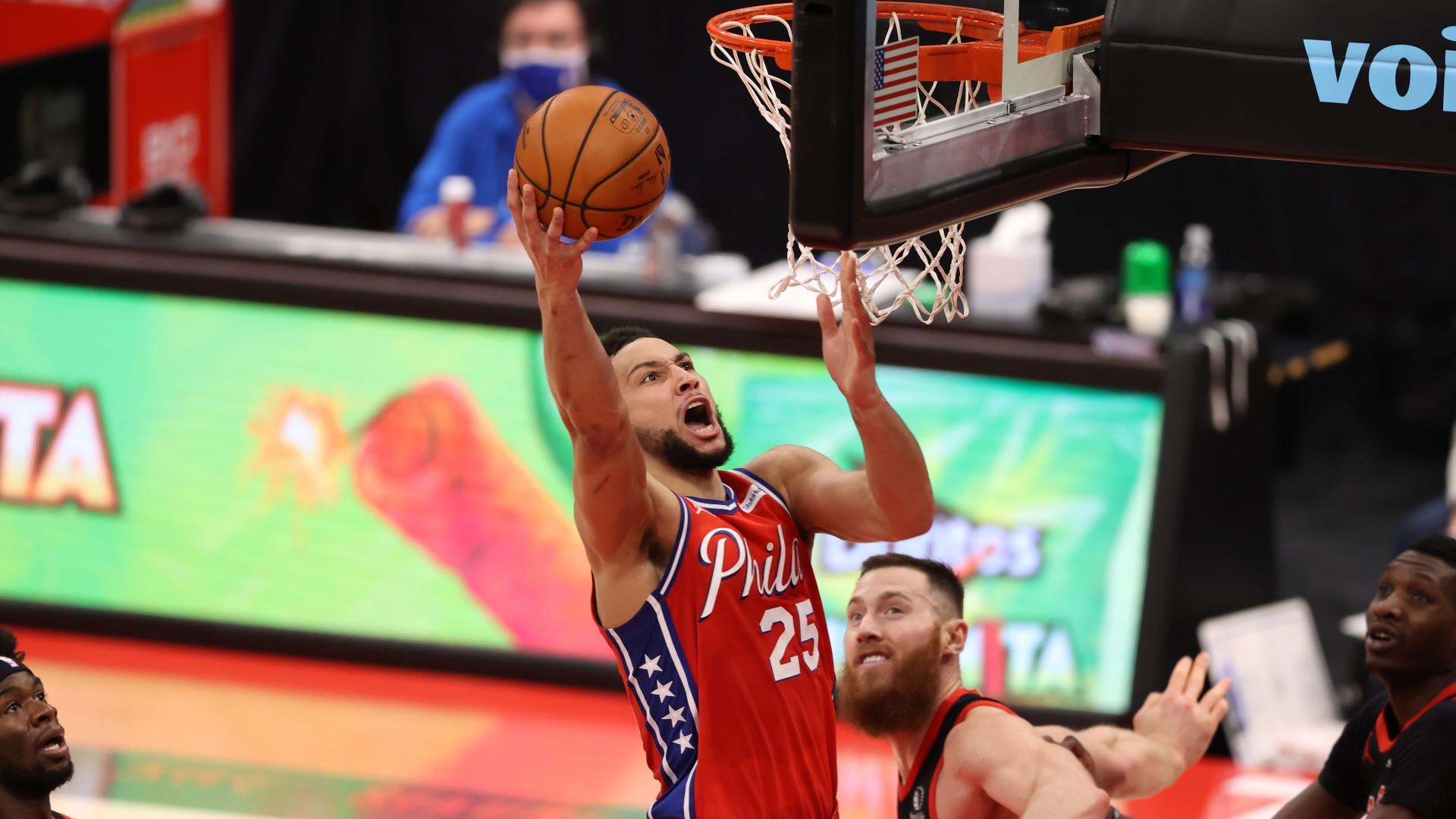 NBA Heat Check: Sixers stars on song, LeBron's deep-ball decline