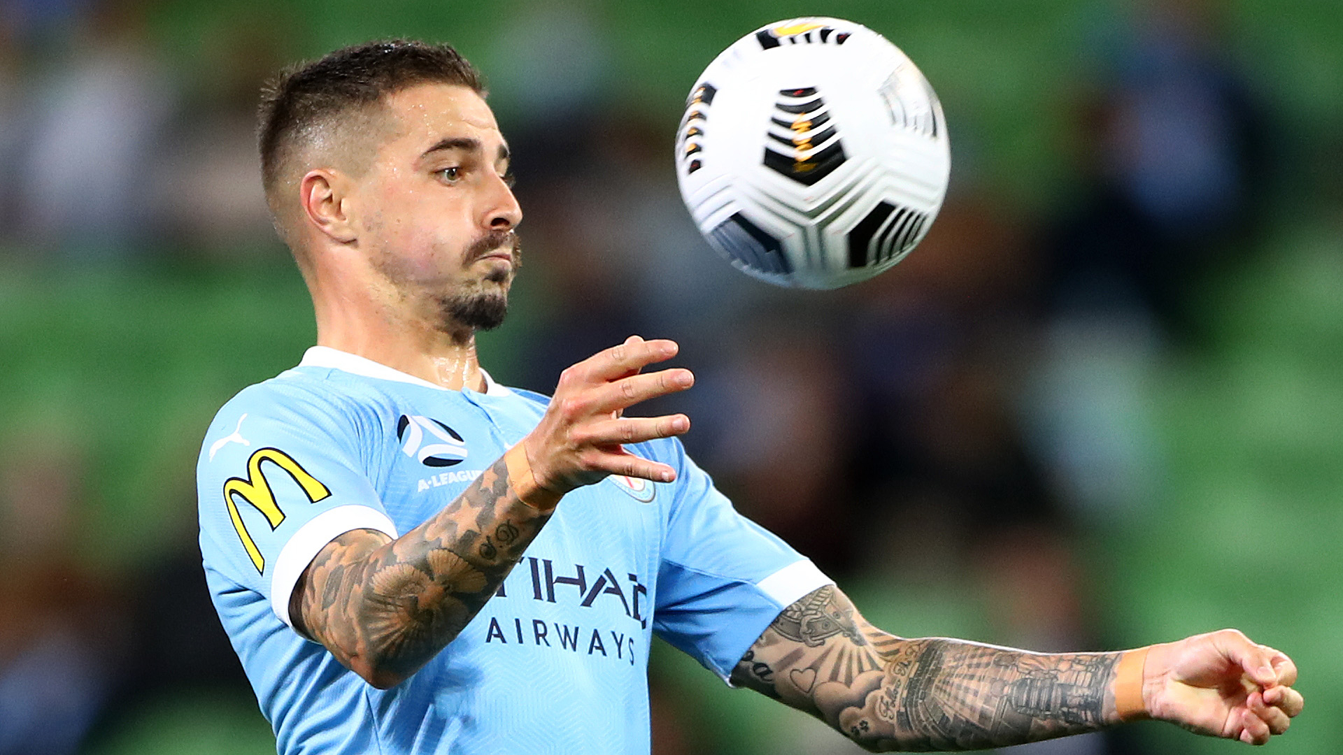Melbourne City 3-2 Sydney FC: Maclaren double ends slump despite fightback