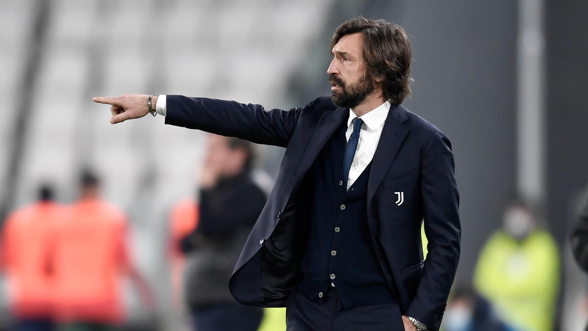 Pirlo vows Juve are up for title fight after Ronaldo-inspired win over Crotone