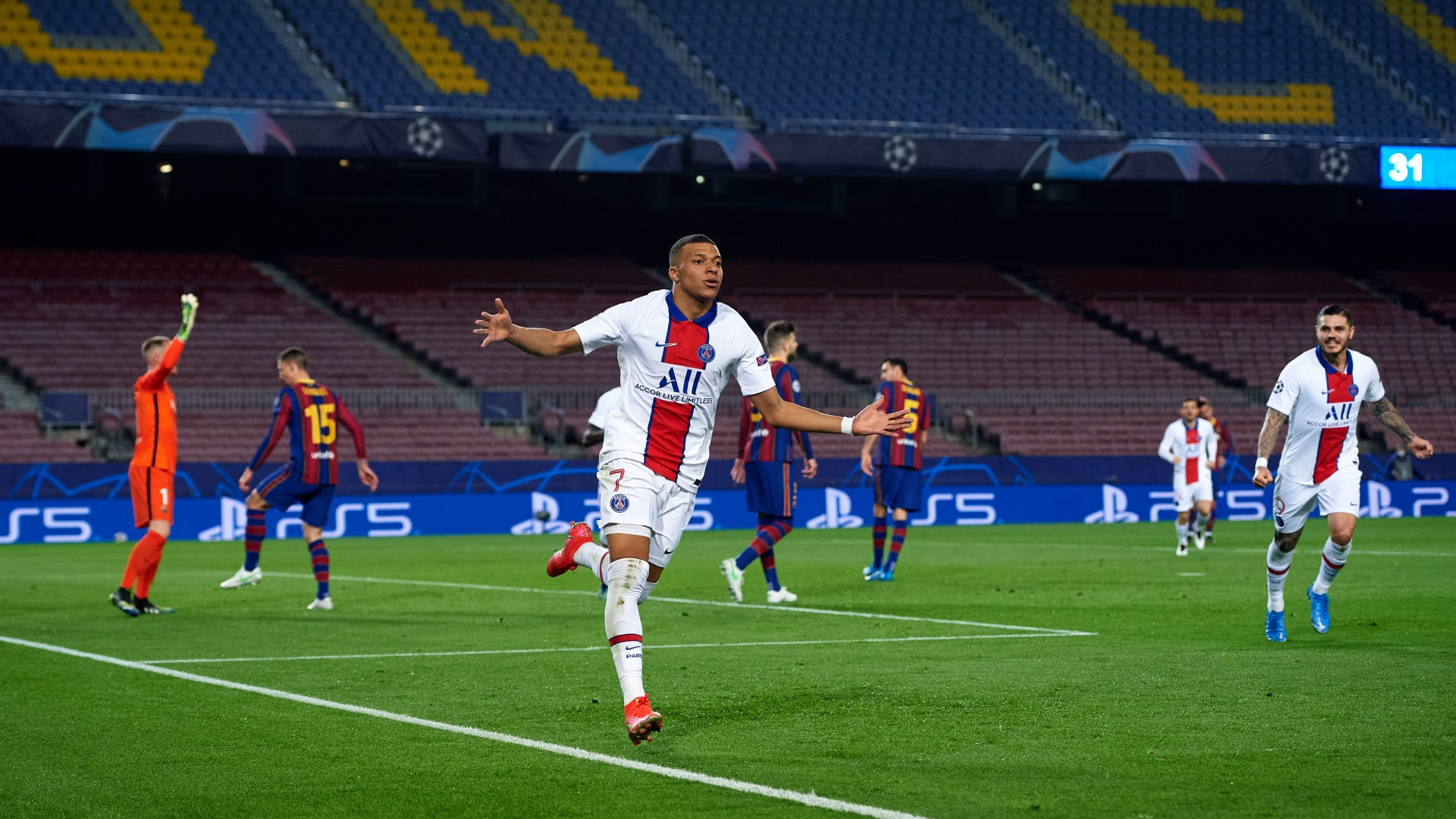 Koeman cuts short Mbappe and Haaland talk: We have to focus on our business