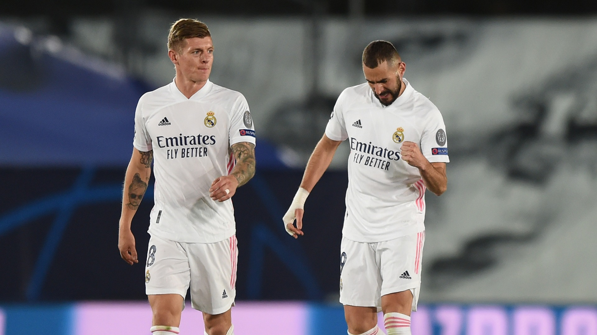 Mbappe or Haaland? Kroos wants to pass to Benzema!