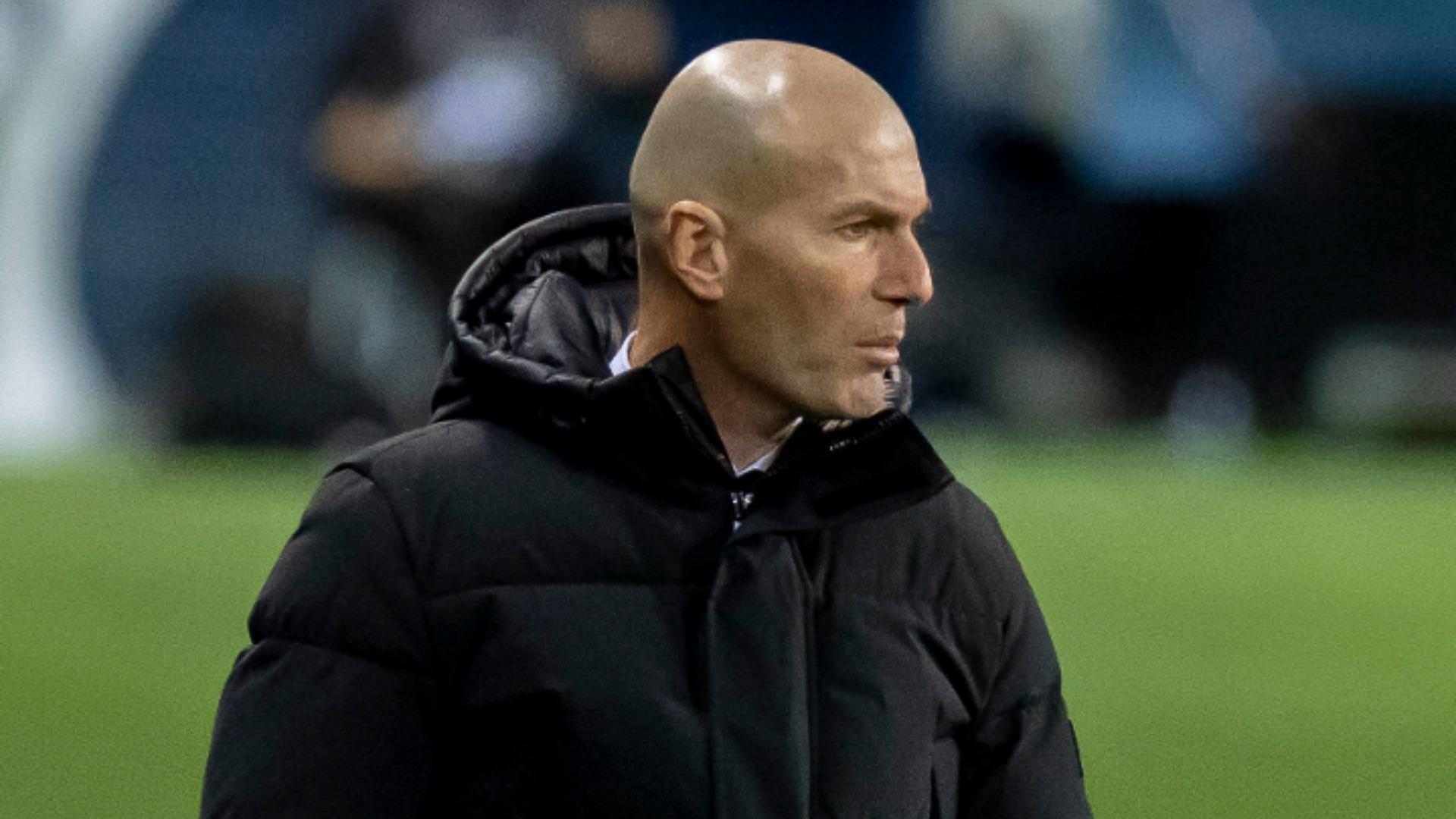 Zidane wary of Atalanta becoming Real Madrid's next Ajax