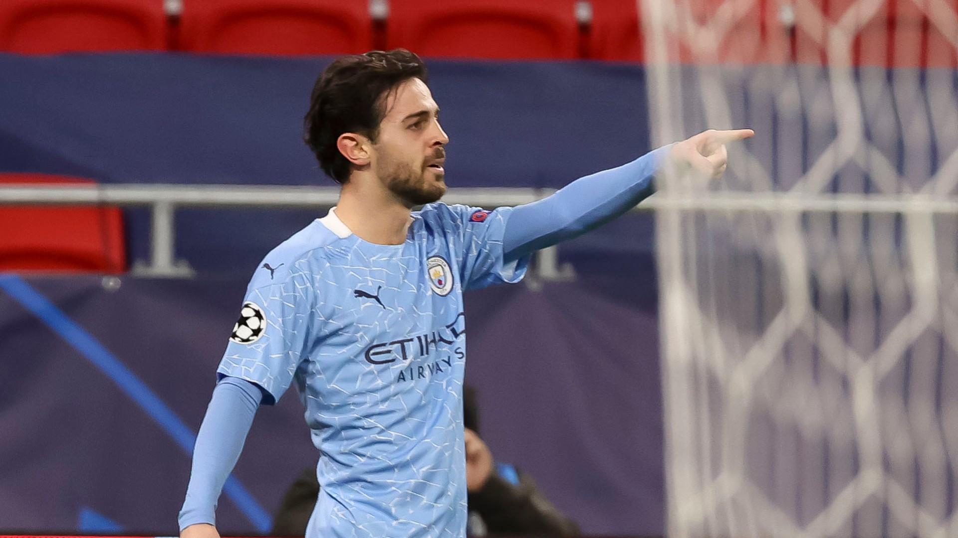 Borussia Monchengladbach 0-2 Manchester City: Silva and Jesus strike as Cancelo shines