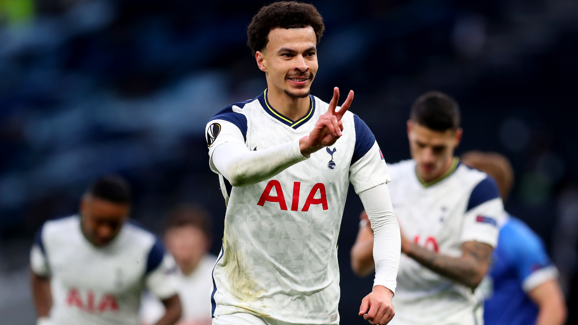 Tottenham 4-0 Wolfsberger (8-1 agg): Sensational Alli goal sets up cruise into last 16