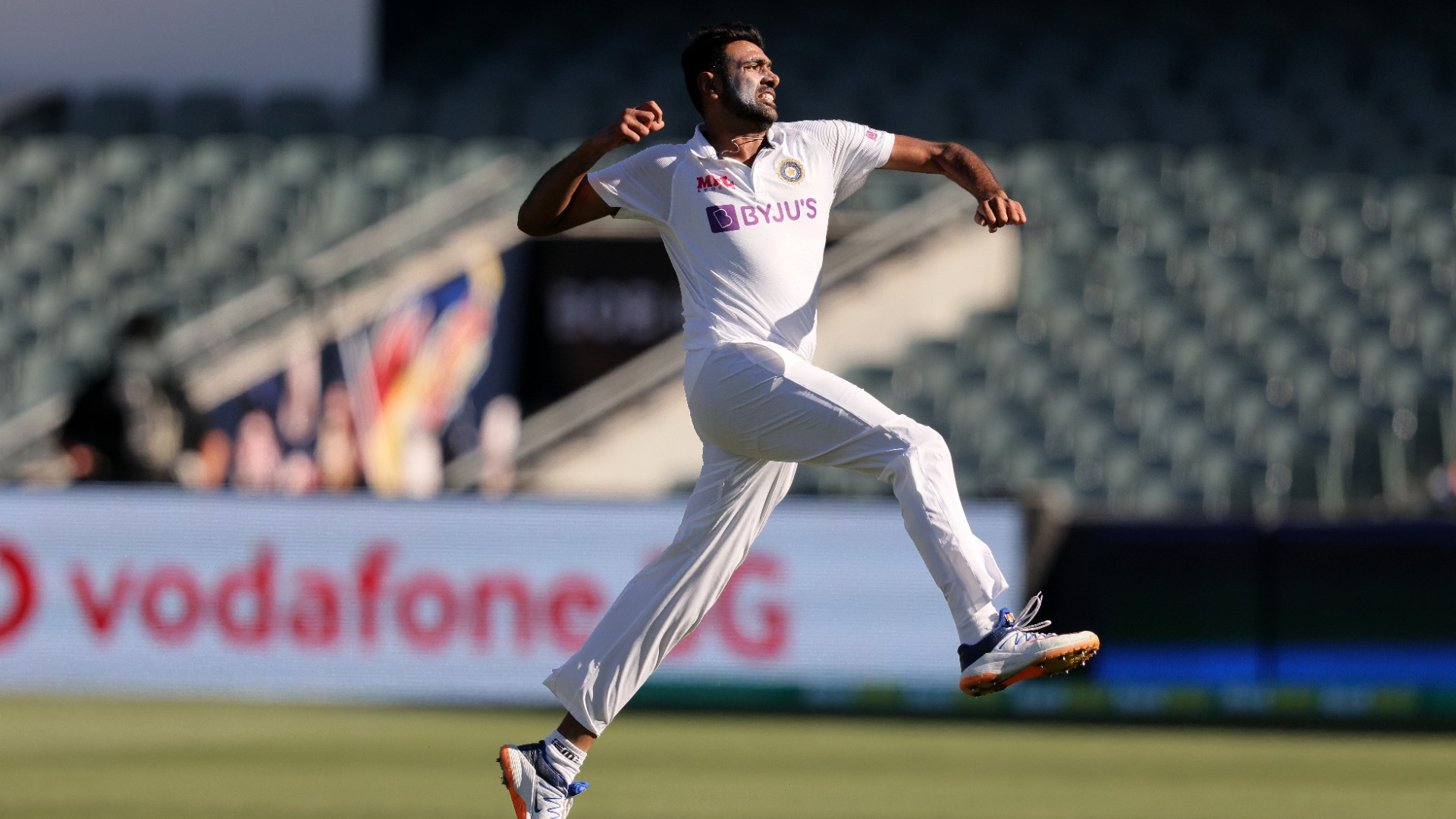 Ashwin claims 400th Test wicket to join list of India greats