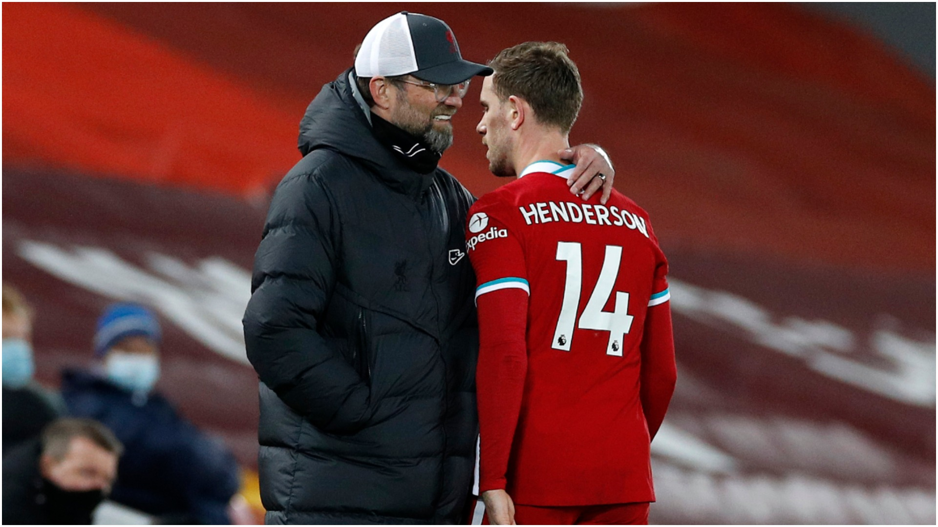 Klopp hopeful Henderson 'can play a few games this season' as Jota nears return