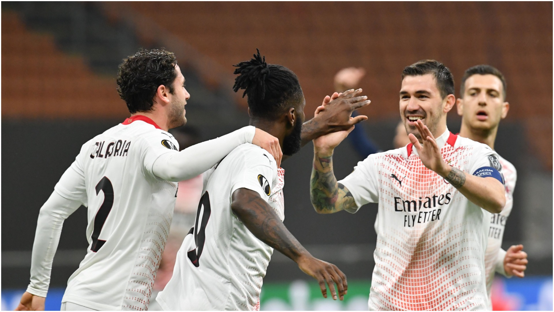 Milan 1-1 Red Star Belgrade (3-3 agg): Kessie penalty and spectacular Donnarumma save seals away goals victory