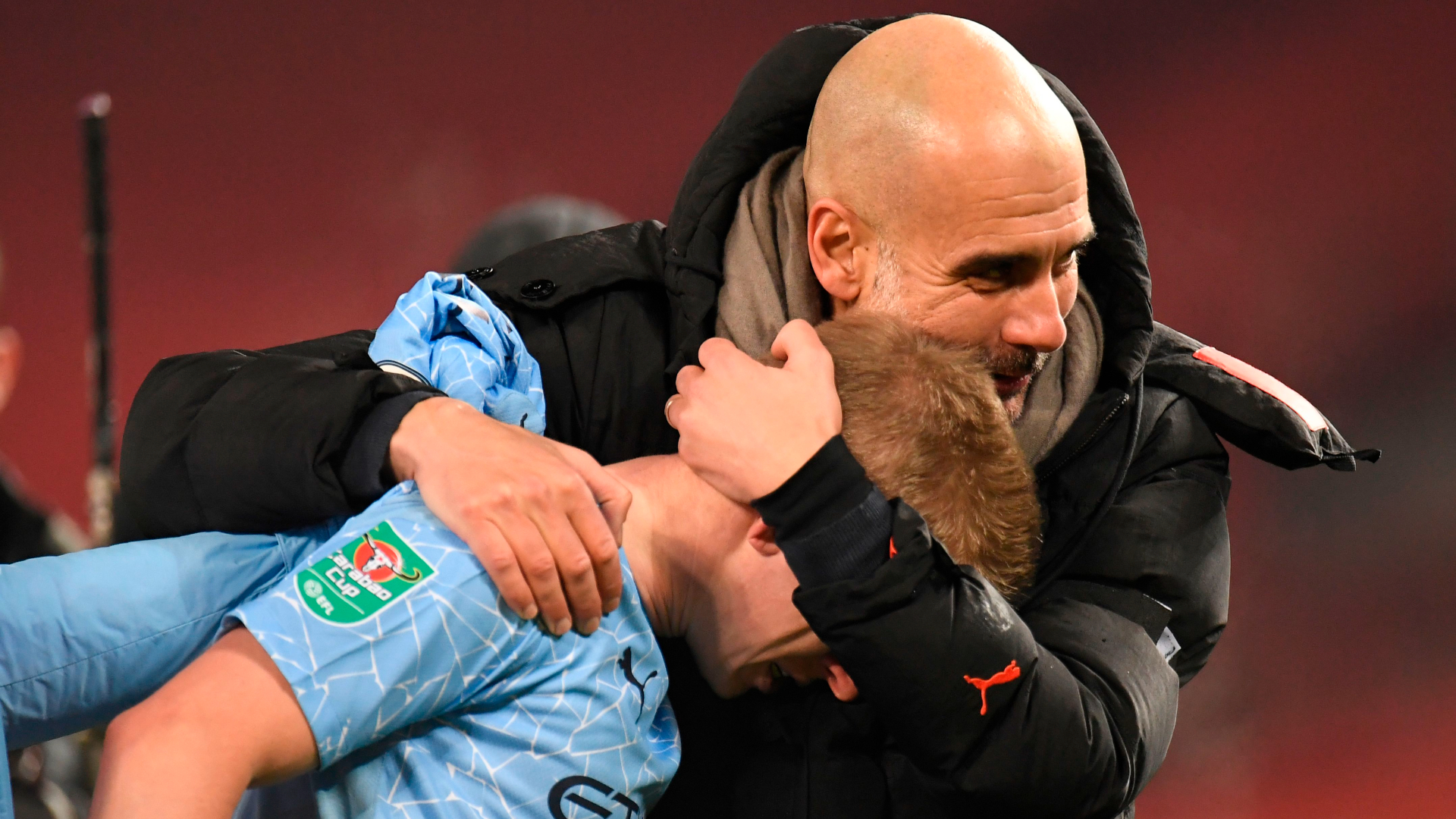 De Bruyne fully fit and Guardiola relaxed on Man City star's contract situation