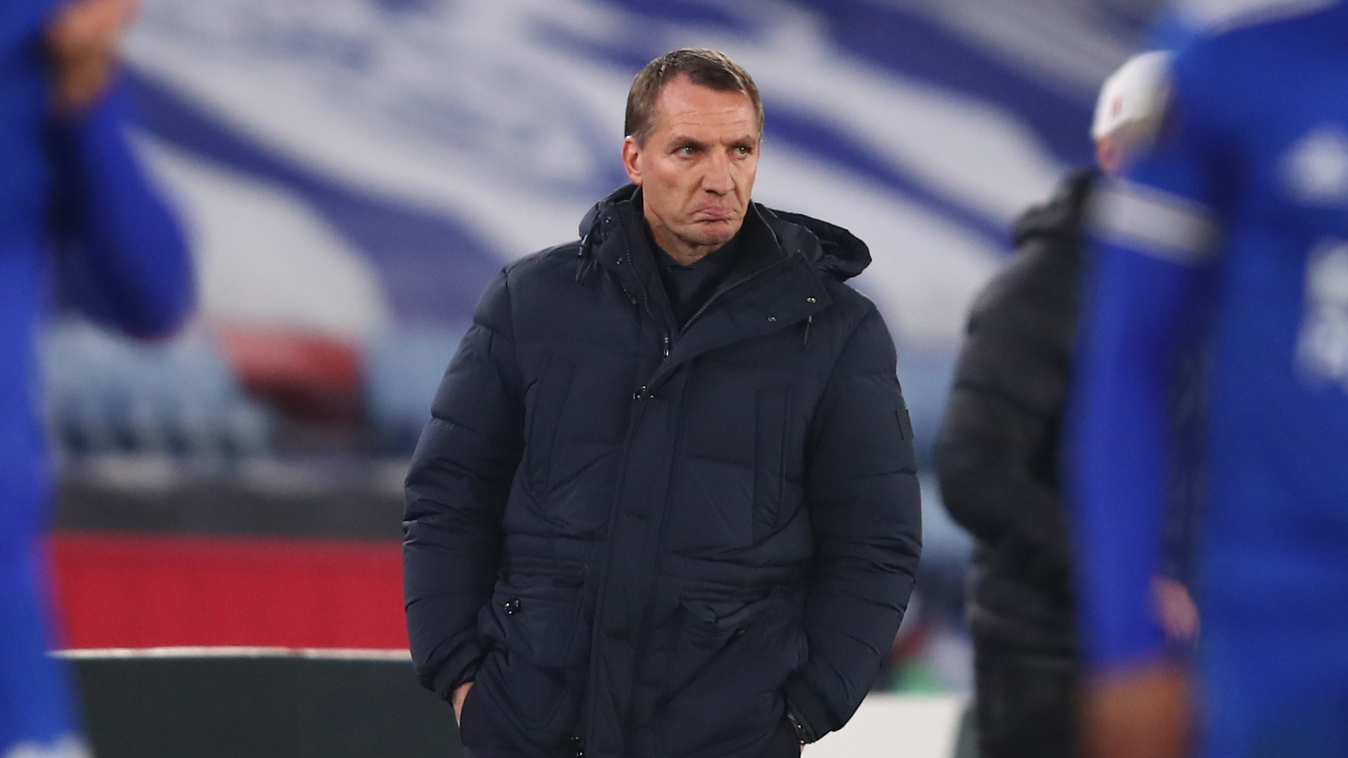 Rodgers blames lack of intensity as Europa League knockout woes continue
