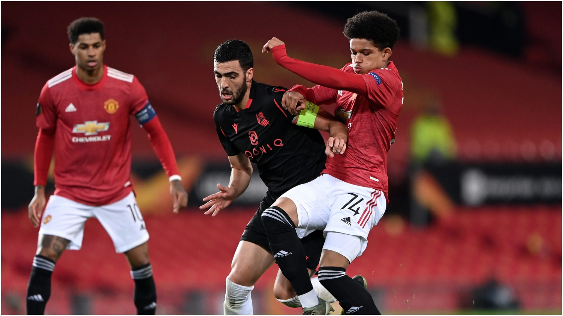 Manchester United 0-0 Real Sociedad (4-0 agg): Stalemate seals Red Devils' Europa League progress