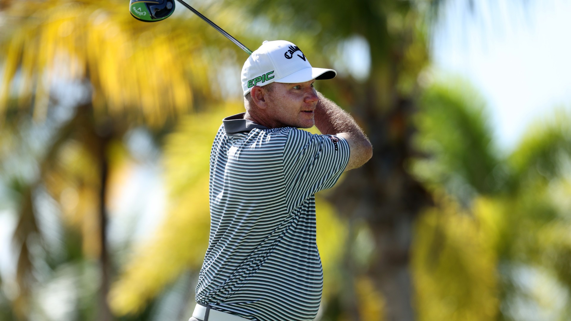 Gainey rallies to claim Puerto Rico Open lead
