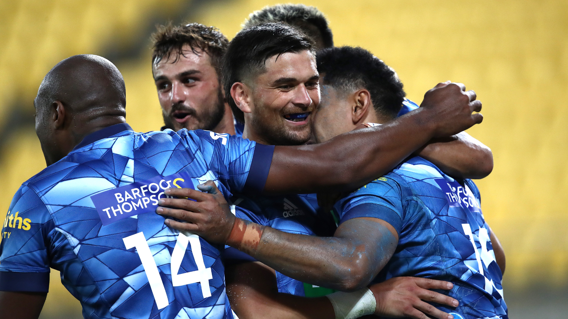 Hurricanes 16-31 Blues: Visitors charge away for impressive win