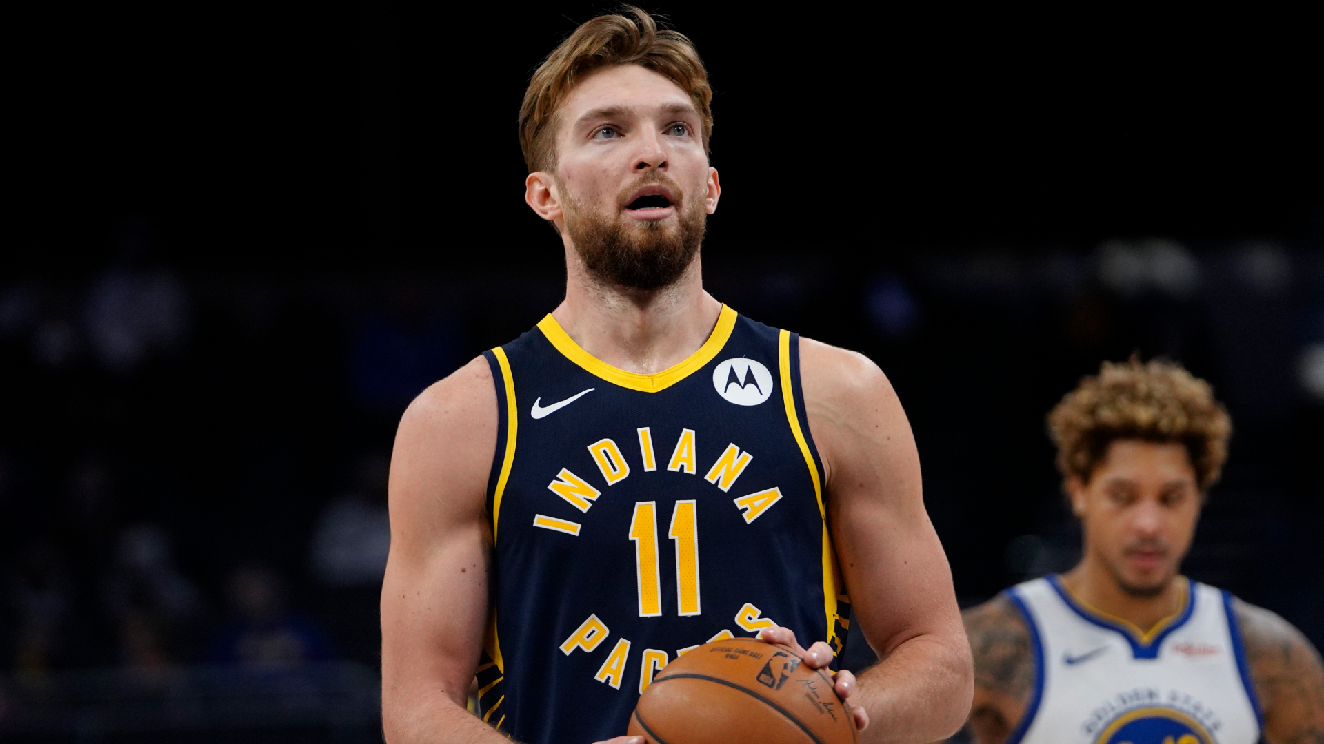 Pacers' Sabonis replaces injured Durant in All-Star Game