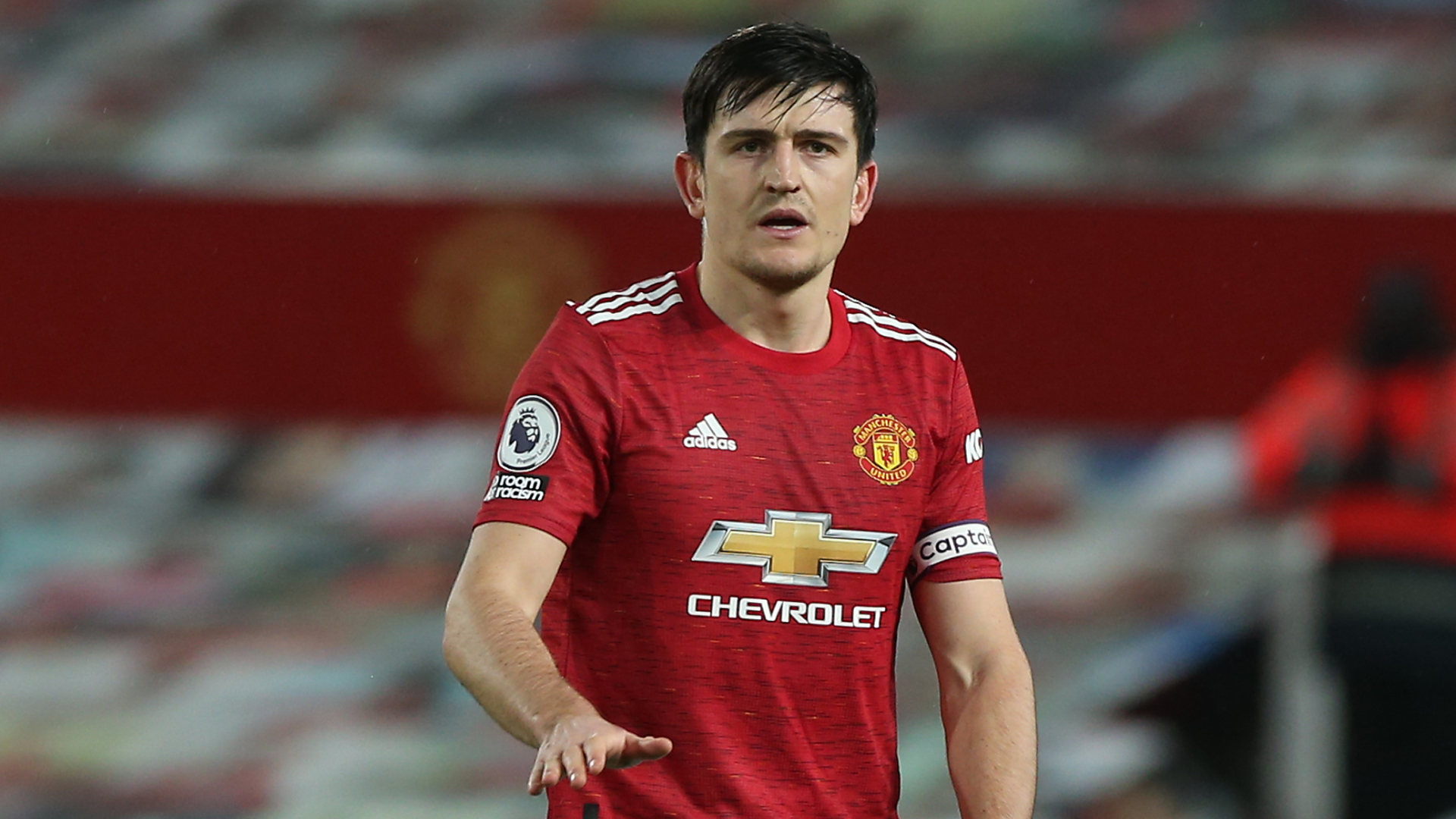 Maguire determined to spoil Tuchel's 'great' Chelsea start