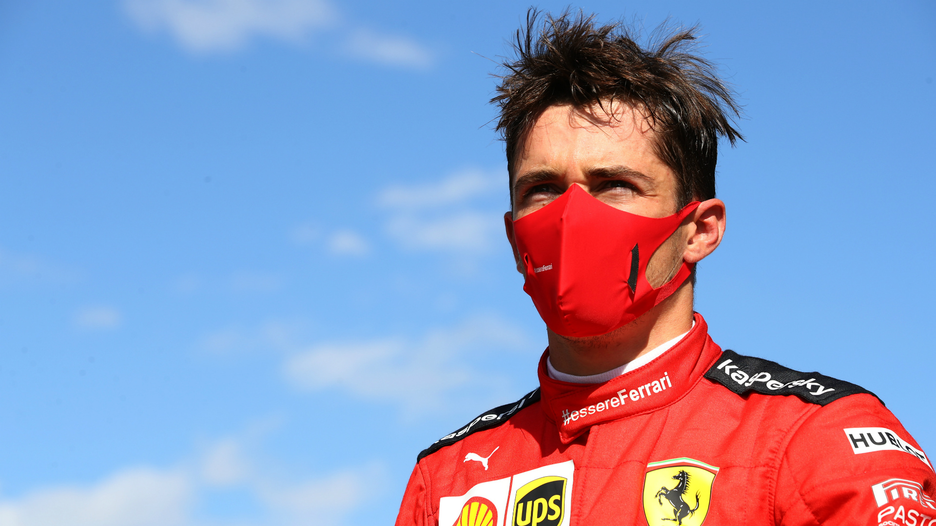Leclerc ready to put Ferrari woes and COVID behind him