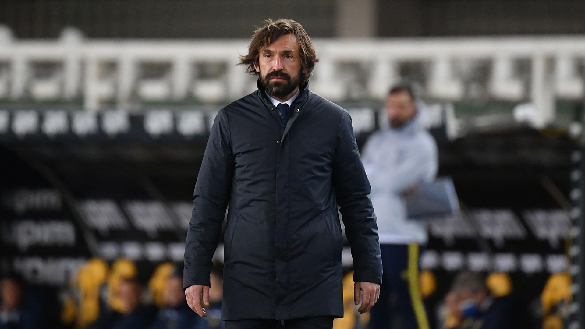 Juventus were missing leaders in Verona draw – Pirlo