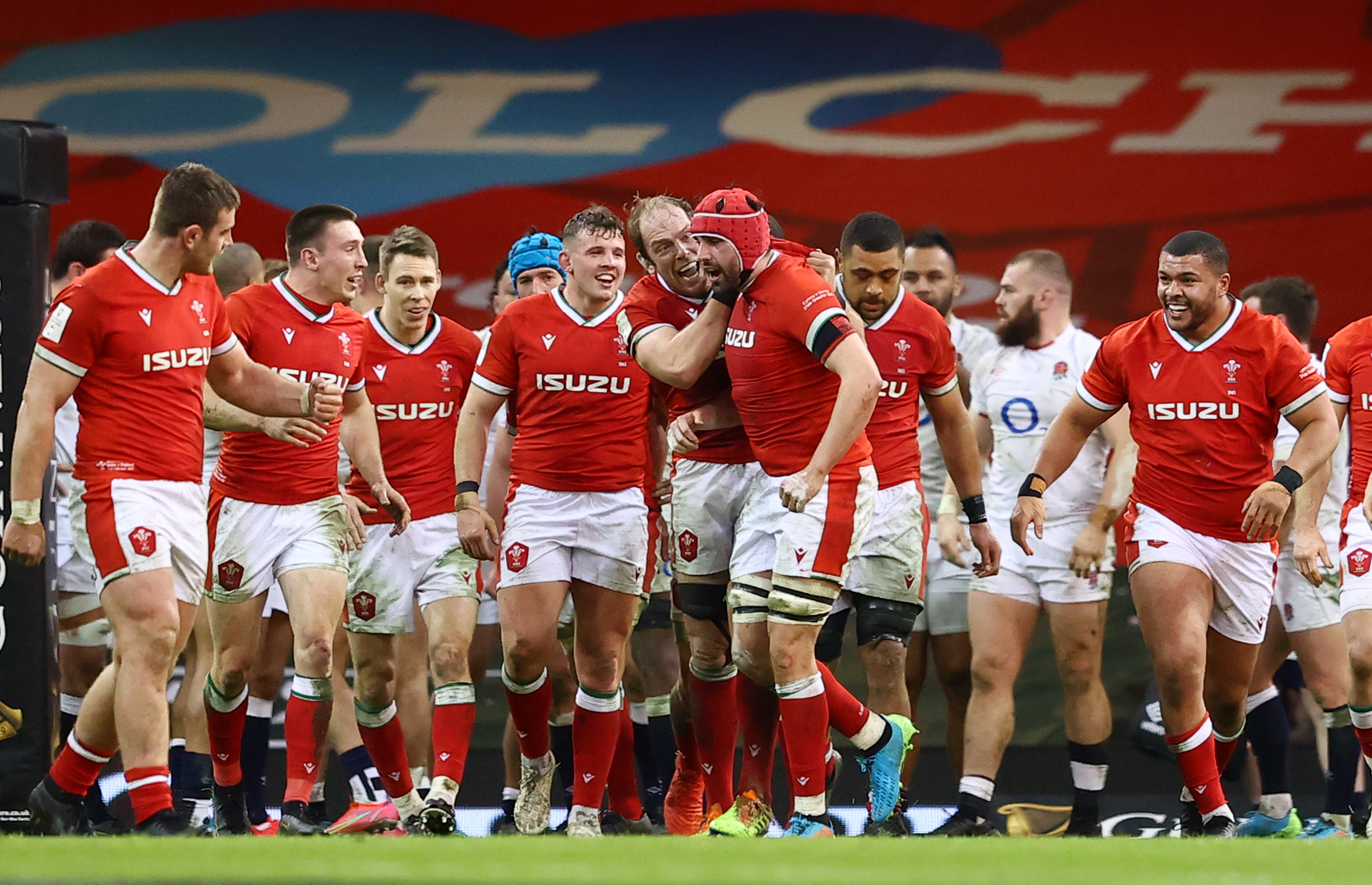 Ruthless Wales make England pay the penalty after referee takes centre stage