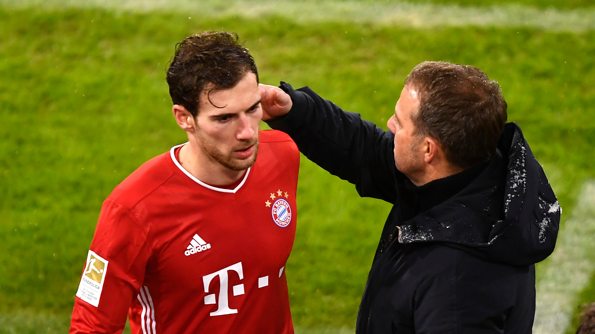 Flick hails 'excellent' Goretzka but feels there is more to come from Bayern Munich