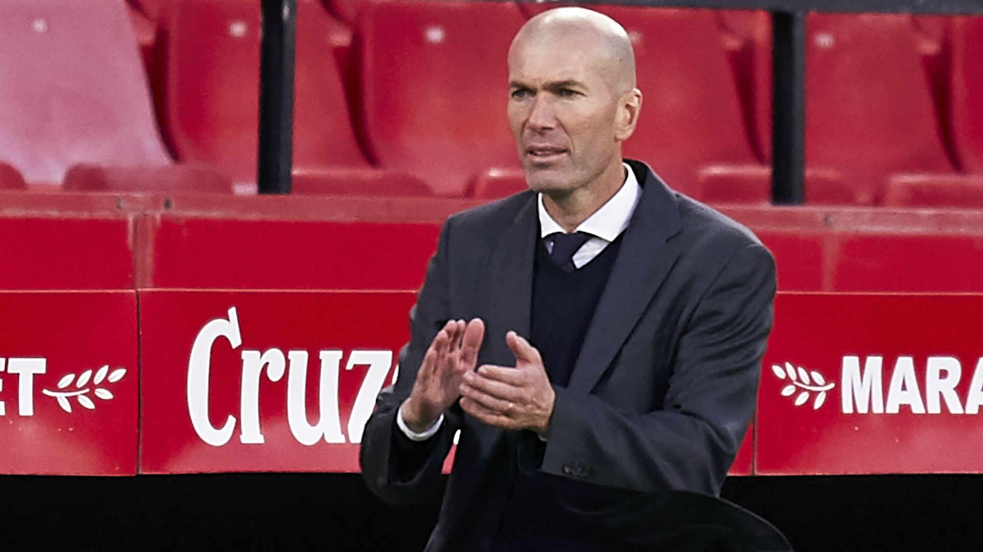 Zidane adamant Atletico can be caught