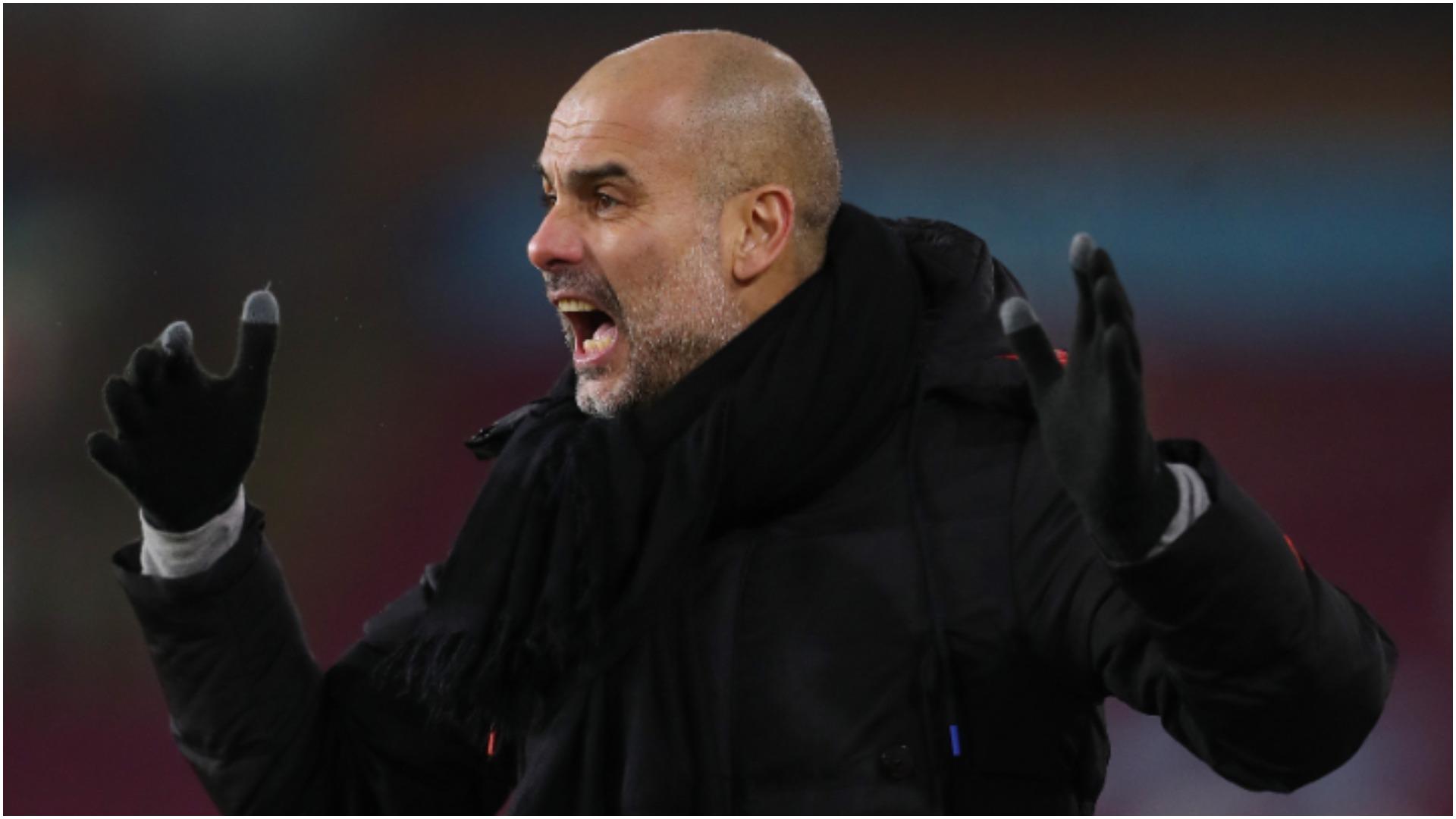 Guardiola stays focused as in-form Man City extend winning streak