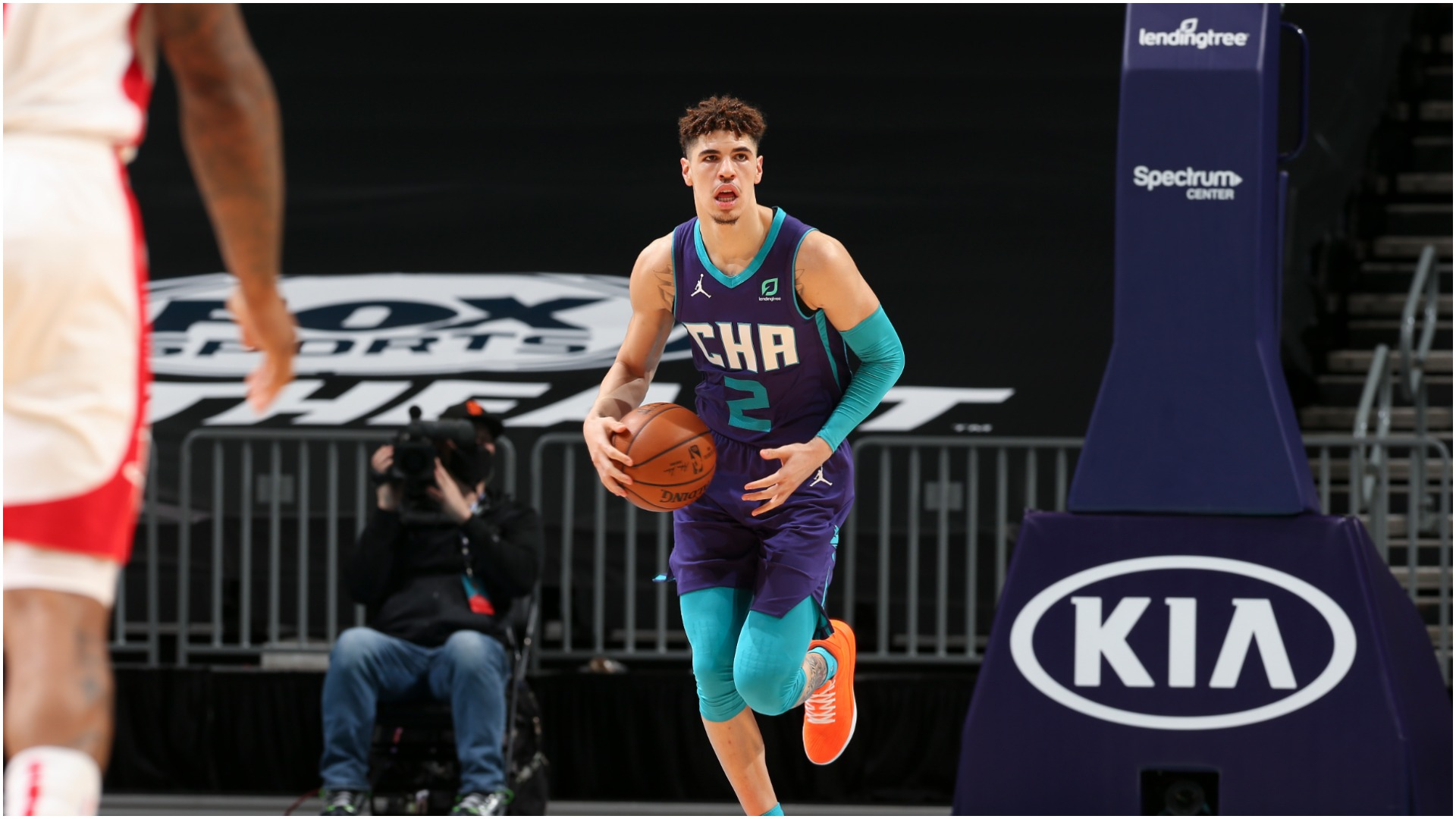 'Fearless' LaMelo Ball will only improve shooting – Hornets coach Barrego