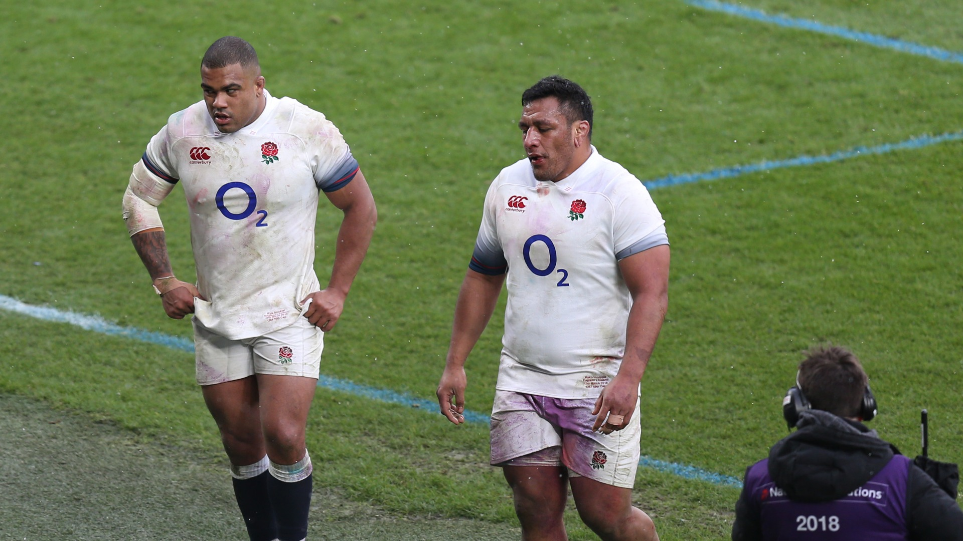 Six Nations 2021: Sinckler and Mako Vunipola return to England squad for Italy clash