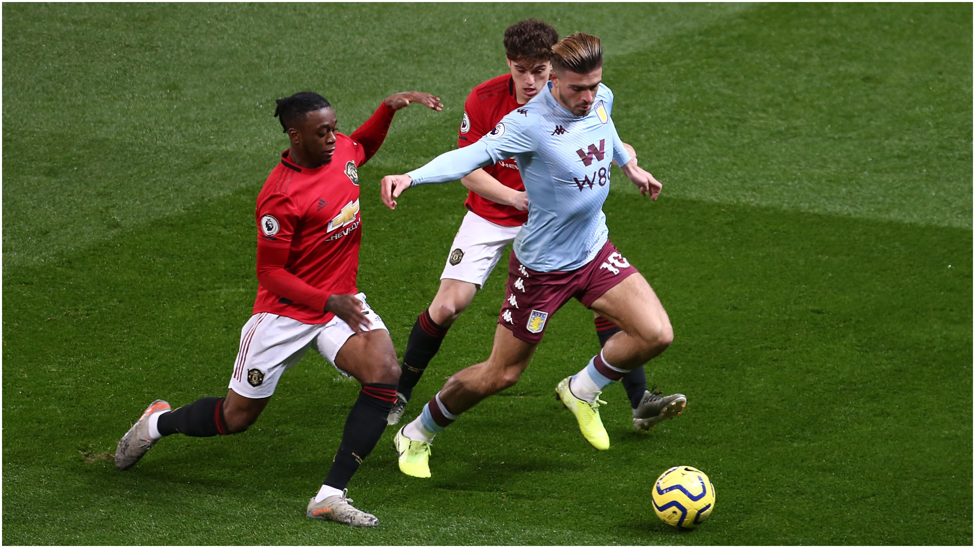 Grealish v Wan-Bissaka: Man United right-back relishing duel as unstoppable force meets immovable object