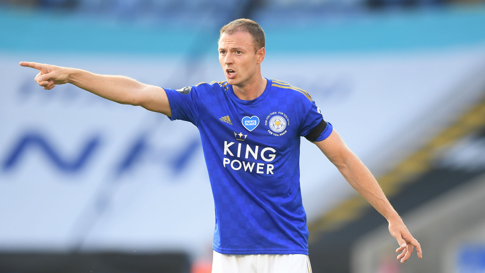 Evans extends Leicester City contract to 2023