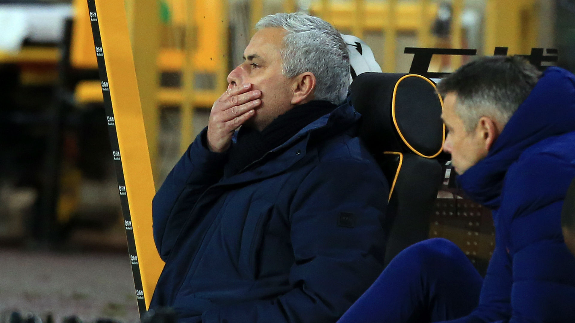 Mourinho not anticipating January business as he questions 'unprofessional' Fulham postponement