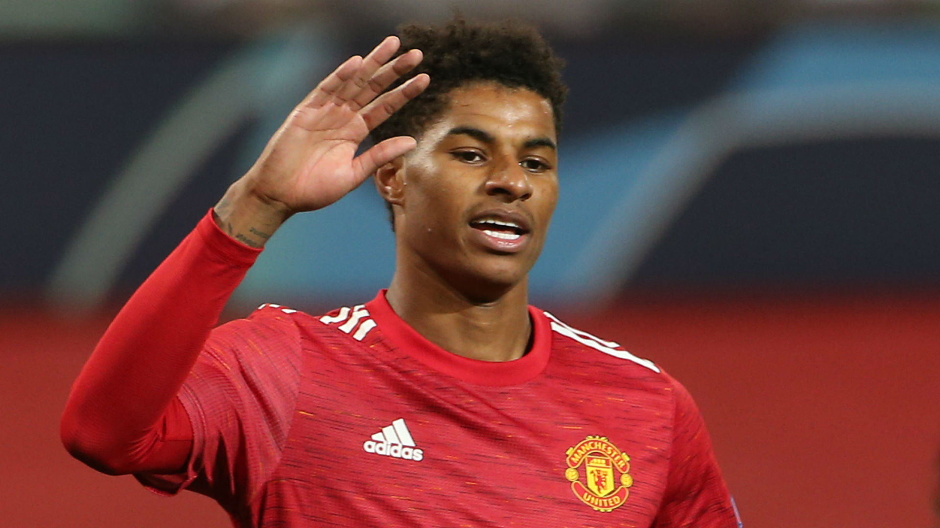 Rashford sets his sights on more 'goals and assists' for Man Utd