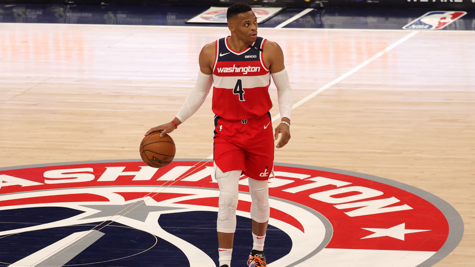 Westbrook joins illustrious company with triple-double as Wizards slump to 0-5