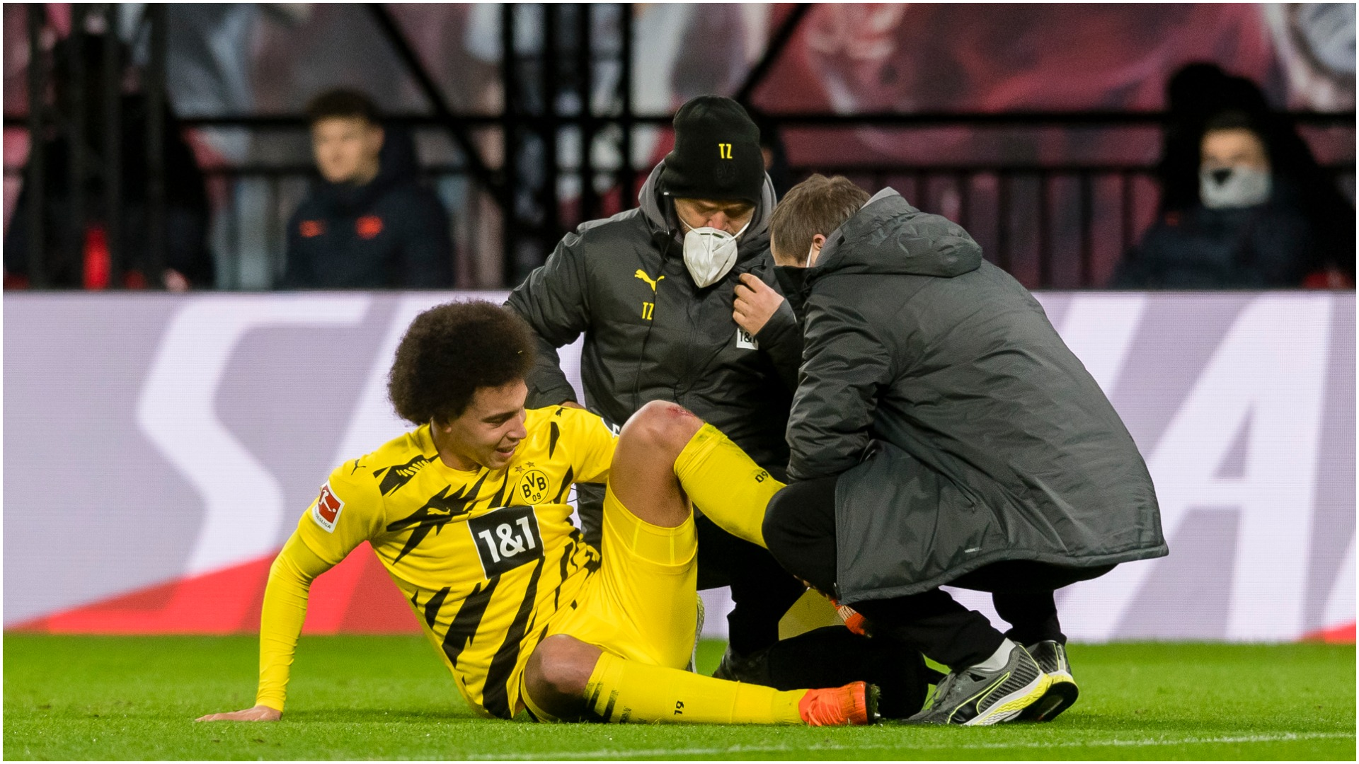 Dortmund lose Witsel to torn Achilles