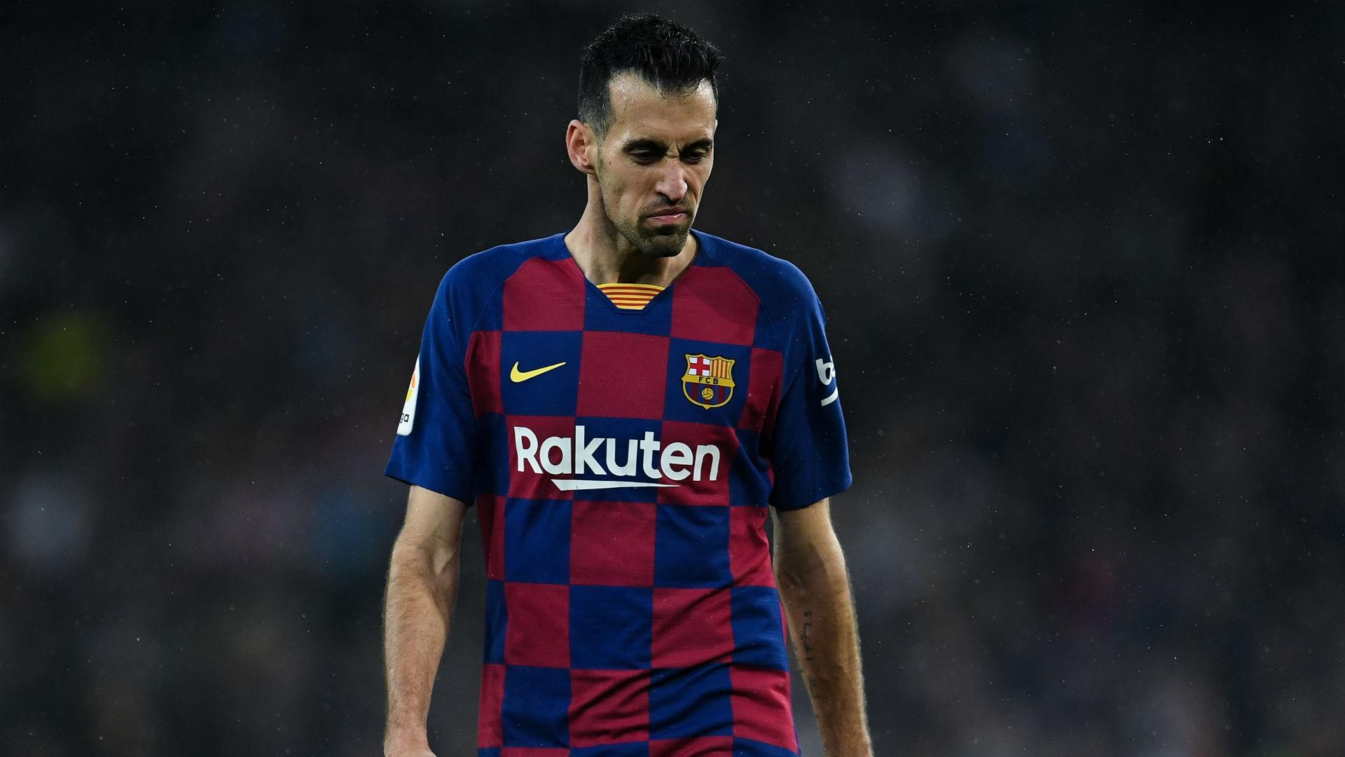Busquets hits 600 milestone for Barcelona