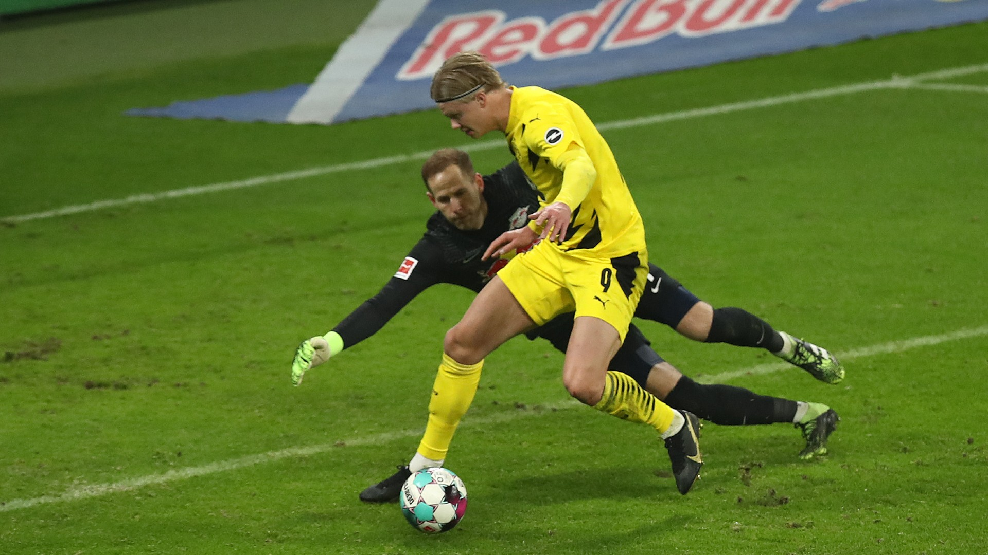 RB Leipzig 1-3 Borussia Dortmund: Haaland at the double as Bayern stay top
