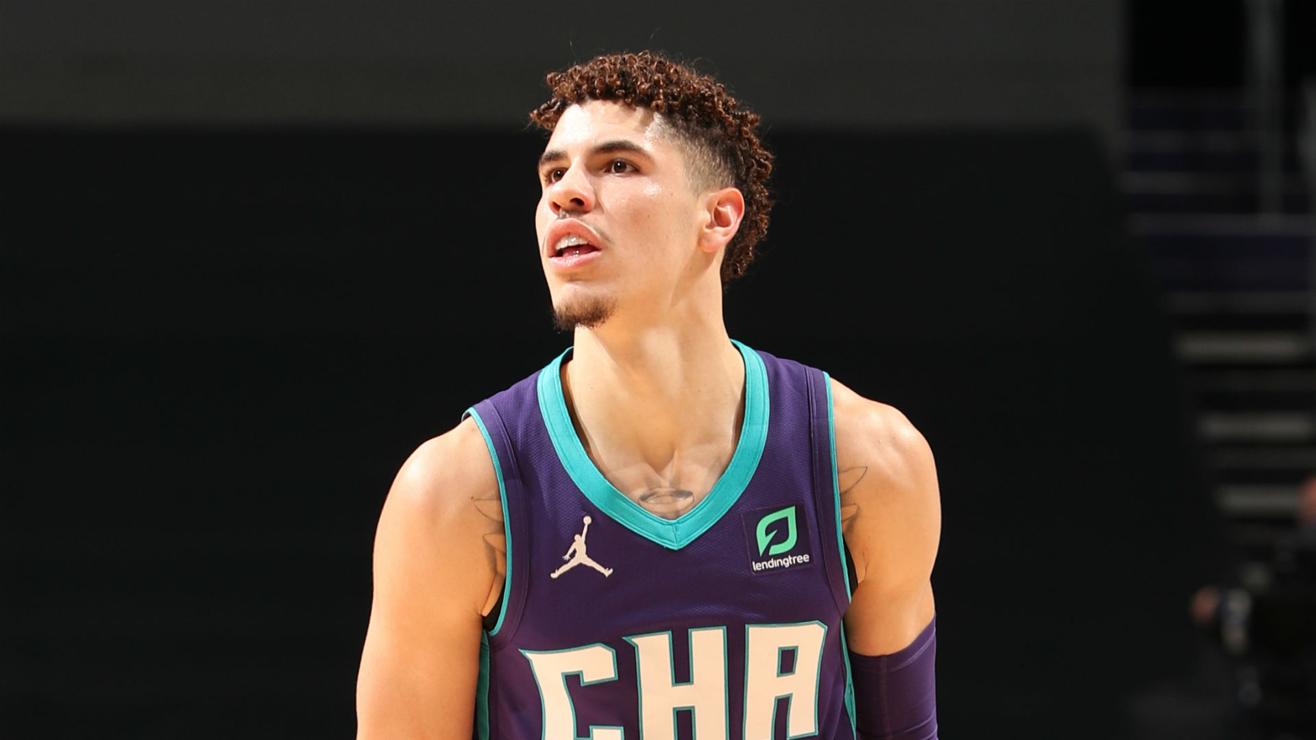 LaMelo a 'rare' talent after breaking NBA triple-double record