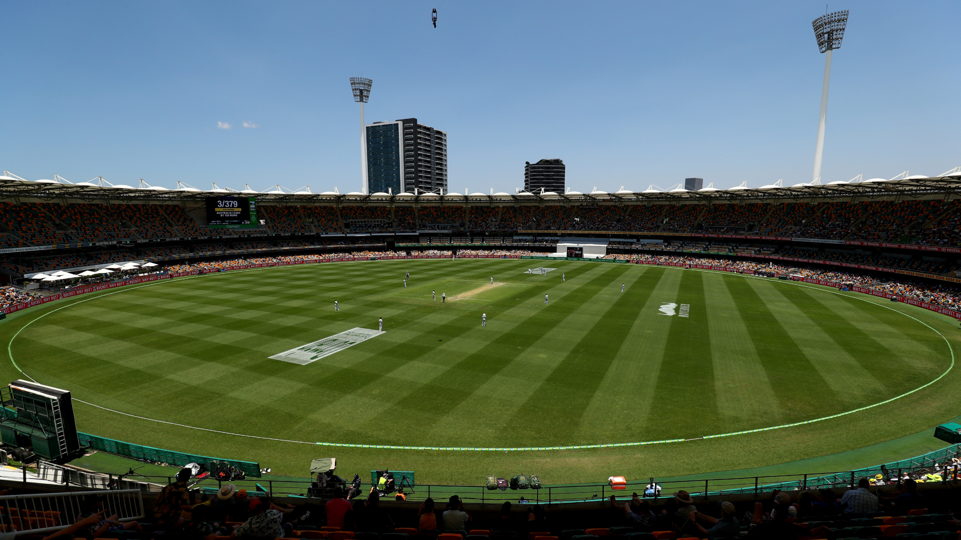 Gabba set to host fourth Test as doubts are dispelled